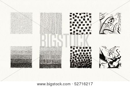 Textures Collection (ink)