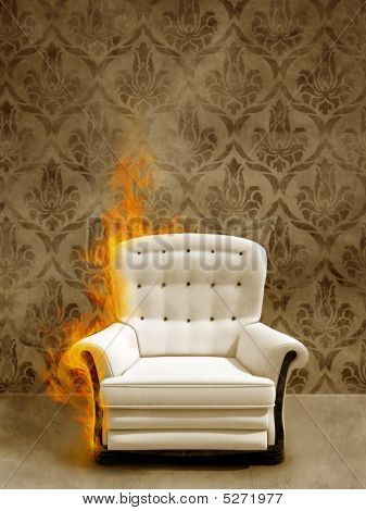Seat In Flame