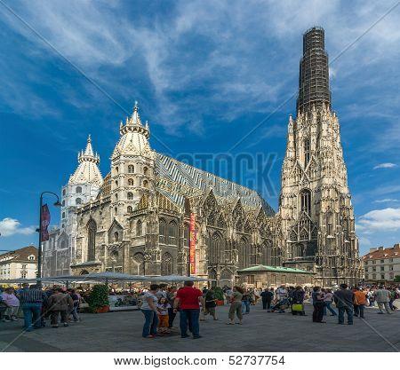 St. Stephen's Cathedral, Viena, Austria