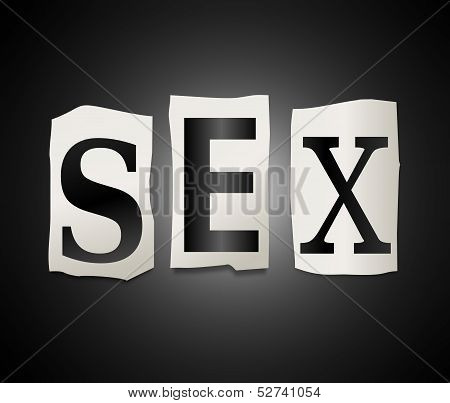 Sex Concept.