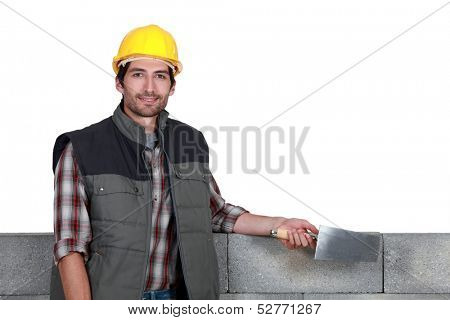 A stonemason