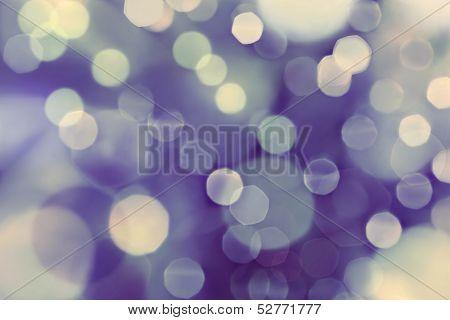 Purple spotted background