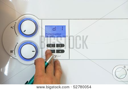 Plumber Heating