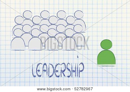 Leadership, Management And Individualism