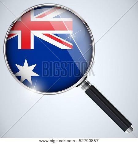 Nsa Usa Government Spy Program Country Australia