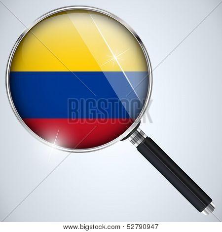 Nsa Usa Government Spy Program Country Colombia