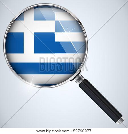 Nsa Usa Government Spy Program Country Greece