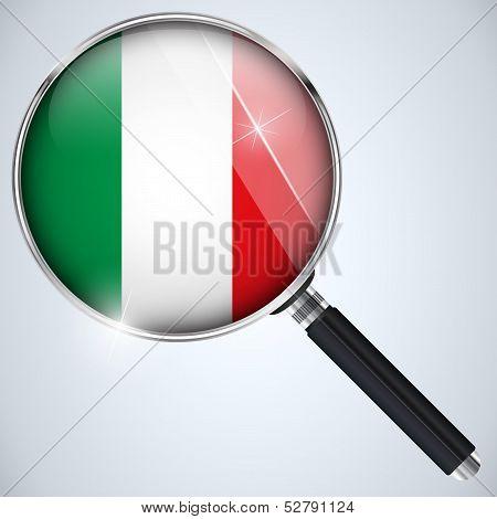 Nsa Usa Government Spy Program Country Italy