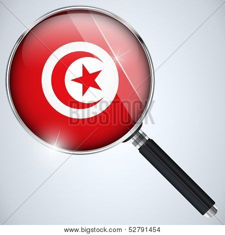 Nsa Usa Government Spy Program Country Tunisia