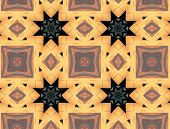 ornamental paper. pattern poster