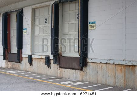 Empty Loading Dock