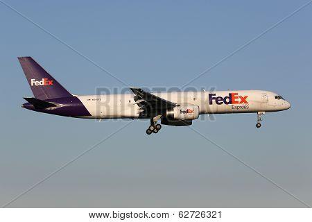 Fedex Boeing 757-200
