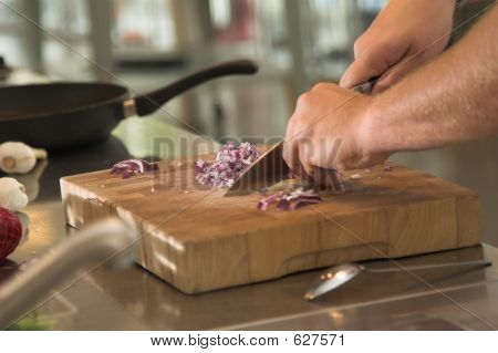 Cutting The Onions