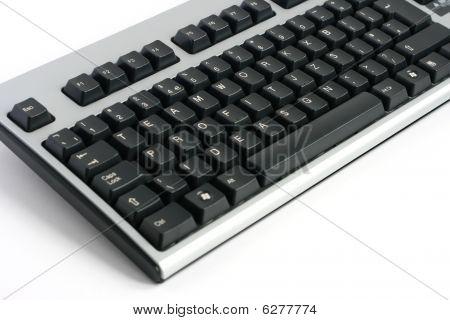 Teamwork Profit Ideas Keyboard Written In White