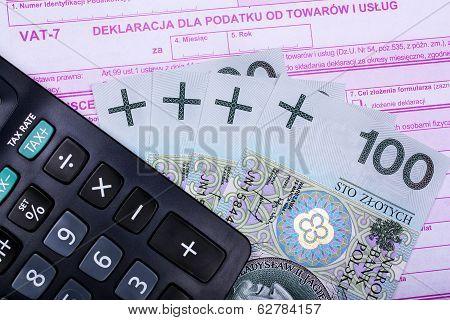 Polish Tax And Calculator