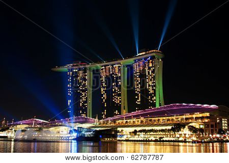 Hotel Marina Bay Sands, Singapore