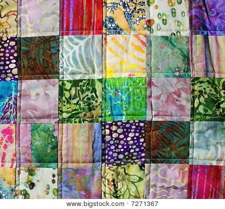Abstrac Quilt Block