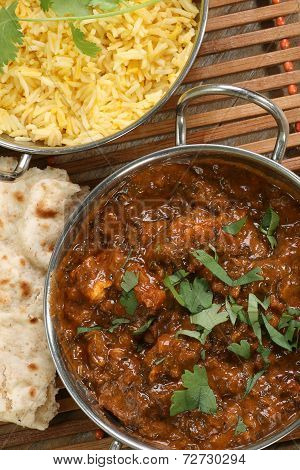 Curry Saag Masala