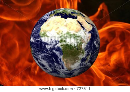 EARTH FIRE AFRICA