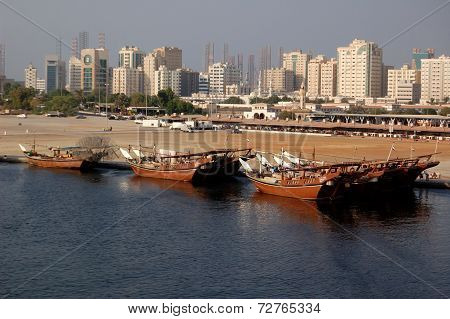 Sharjah Dhow