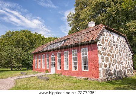 Hovdala Slott Orangery