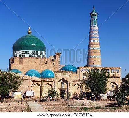 Islom Hoja - Khiva - Uzbekistan
