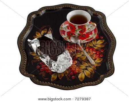 Tea In Russian