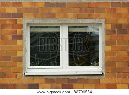 Window In Plattenbau