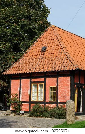 Fredericia town museum in Denmark