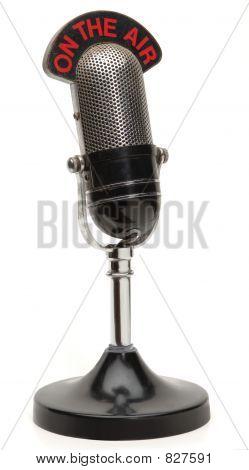 alte Mikrofon