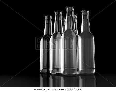 Sixpack, Partypack, Bottles