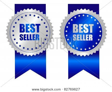 Best Seller Award Ribbon