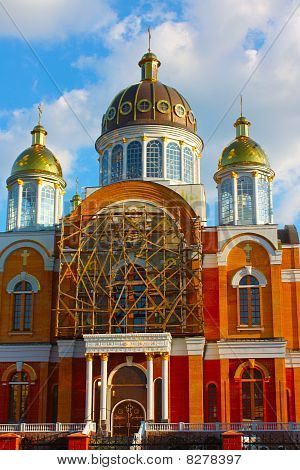 Copes of the beautiful church