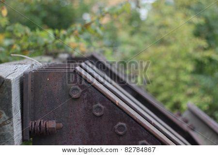 End Of Railtrack