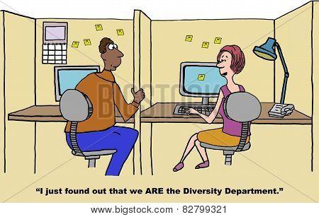 Diversity Department