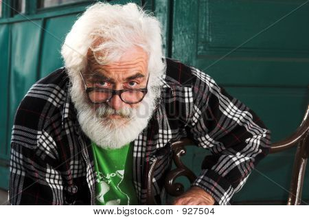 Old Man Look - Senior