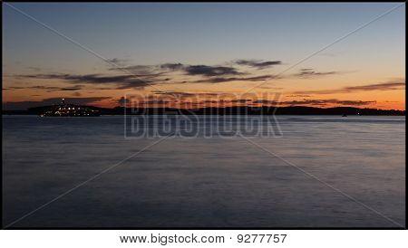 Sunset Near Brioni National Park, Croatia
