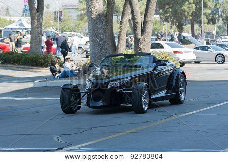 Chrysler Plymouth Prowler Car On Display