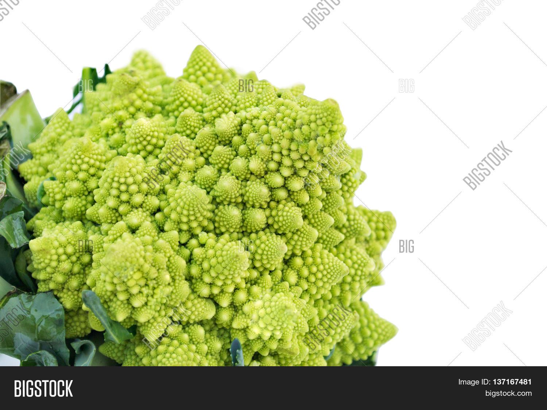 Romanesco Broccoli Image Photo Free Trial Bigstock