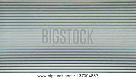 Metal industria texturel closed door for background