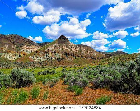Sheep Rock Unit John Day Fossil Beds