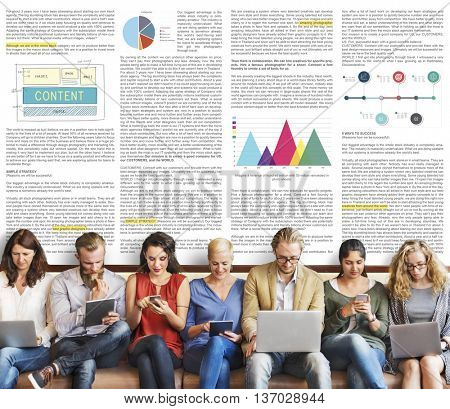 Article Business Information Vision Concept