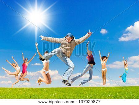 on a Meadow Pure Joy