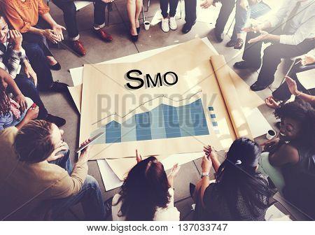 Data Analytics Online Survey Feedback Concept
