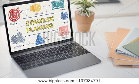 Strategy Planning Mission Motivation Process Concept