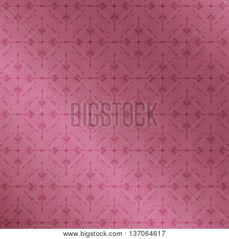 Abstract background with a decorative pattern