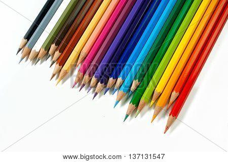 Color Pencils - 6