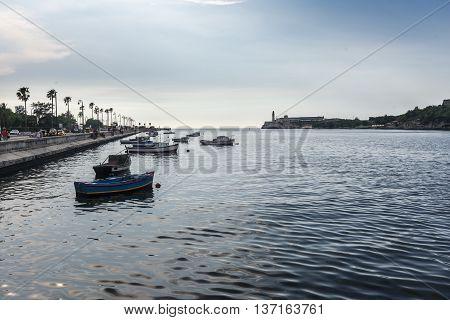 Image Of The Bay Of Havana