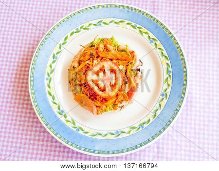 Mexican Food: Panuchos