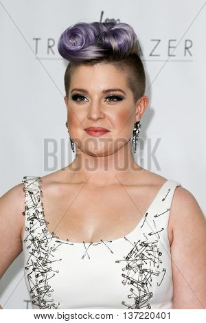 NEW YORK-JUN 25: Kelly Osbourne attends Logo TV's